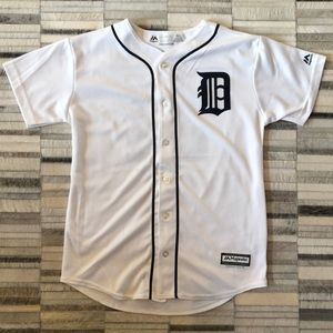 Miguel Cabrera Detroit Tigers Youth Large Jersey